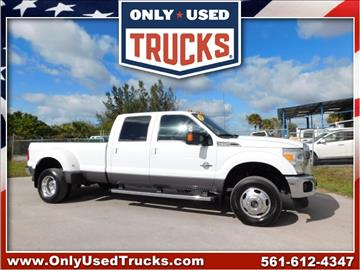 2014 Ford F-350 Super Duty for sale in West Palm Beach, FL