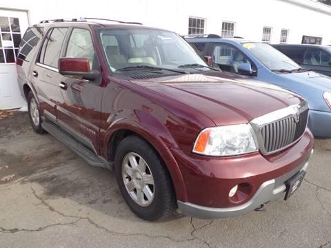 2003 Lincoln Navigator for sale in Hooksett, NH