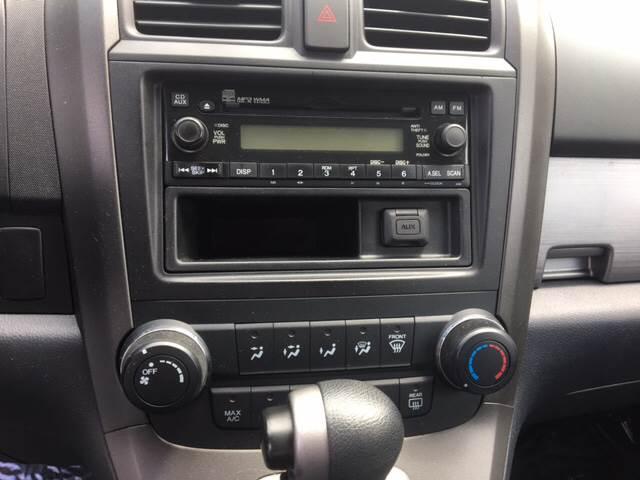 2010 Honda CR-V AWD LX 4dr SUV - Zanesville OH