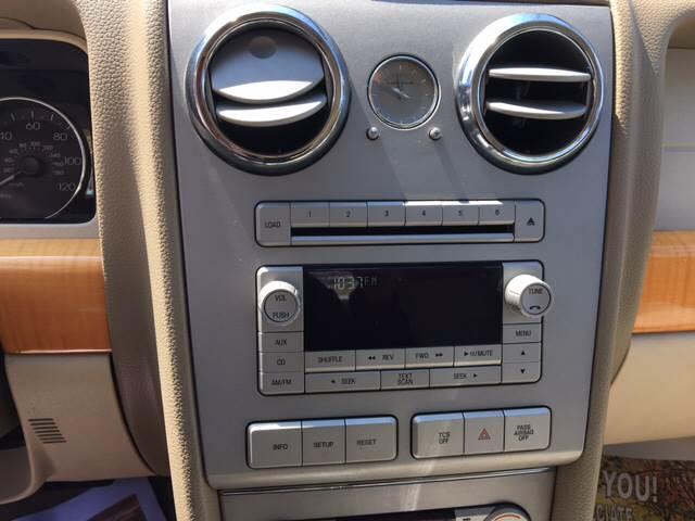 2007 Lincoln MKZ 4dr Sedan - Zanesville OH
