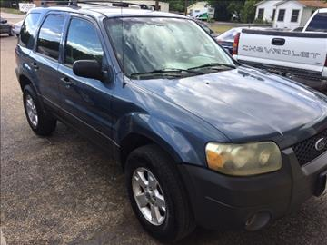 2005 Ford Escape for sale in Temple, TX