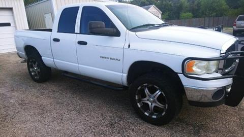 2004 Dodge Ram Pickup 1500 for sale at Reineke Motor Company in Temple TX