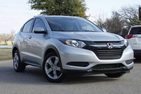 2016 Honda HR-V LX for sale at Reineke Motor Company in Temple TX