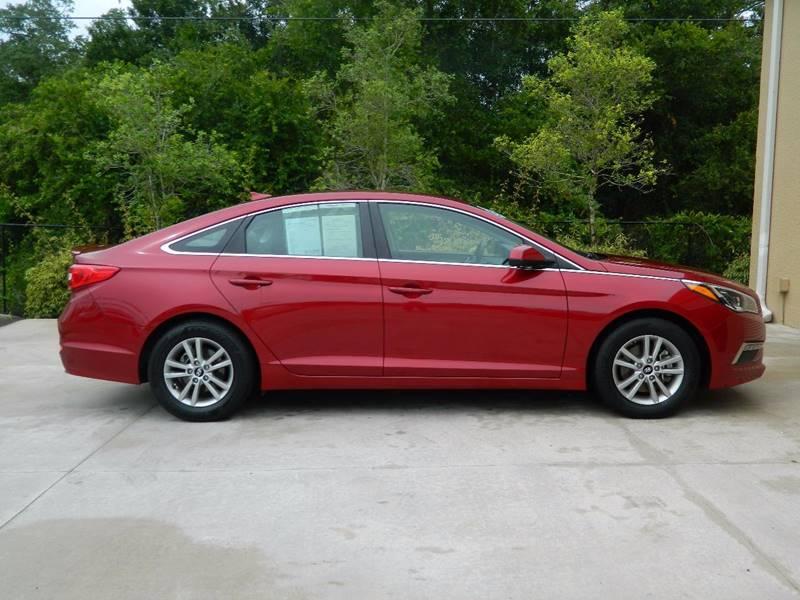 2015 Hyundai Sonata for sale at Jeff's Auto Sales & Service in Port Charlotte FL