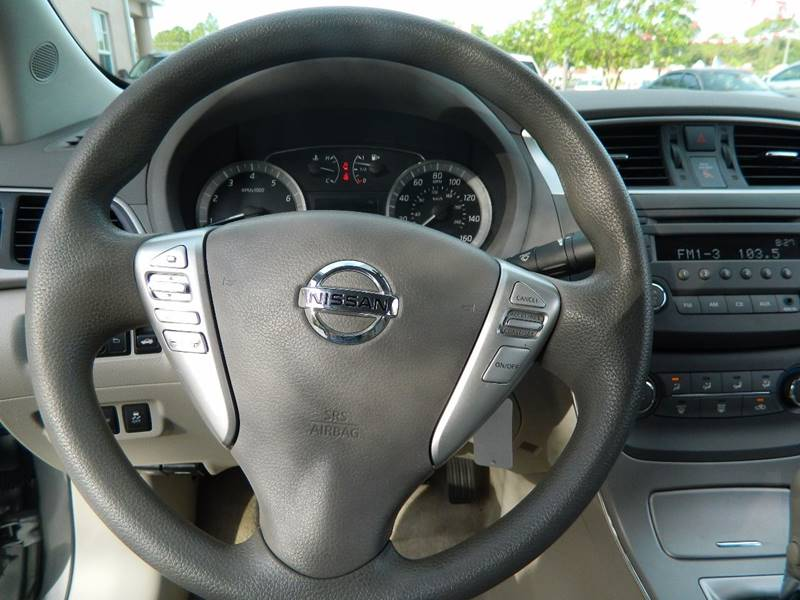 2013 Nissan Sentra for sale at Jeff's Auto Sales & Service in Port Charlotte FL