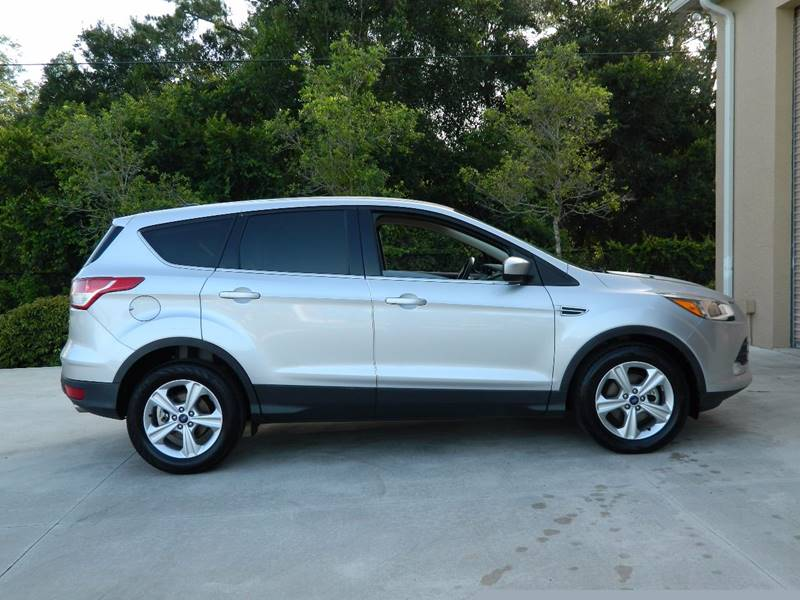 2014 Ford Escape for sale at Jeff's Auto Sales & Service in Port Charlotte FL