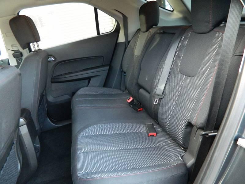 2012 Chevrolet Equinox for sale at Jeff's Auto Sales & Service in Port Charlotte FL