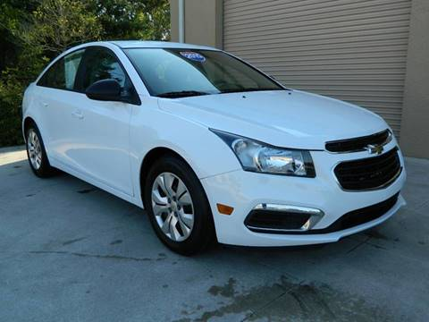 2015 Chevrolet Cruze For Sale At Jeffu0027s Auto Sales U0026 Service In Port  Charlotte FL