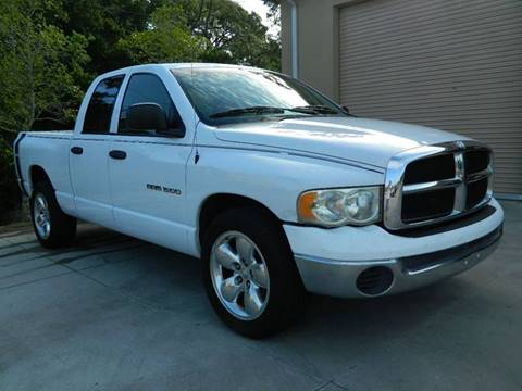 2004 Dodge Ram Pickup 1500 For Sale At Jeffu0027s Auto Sales U0026 Service In Port  Charlotte