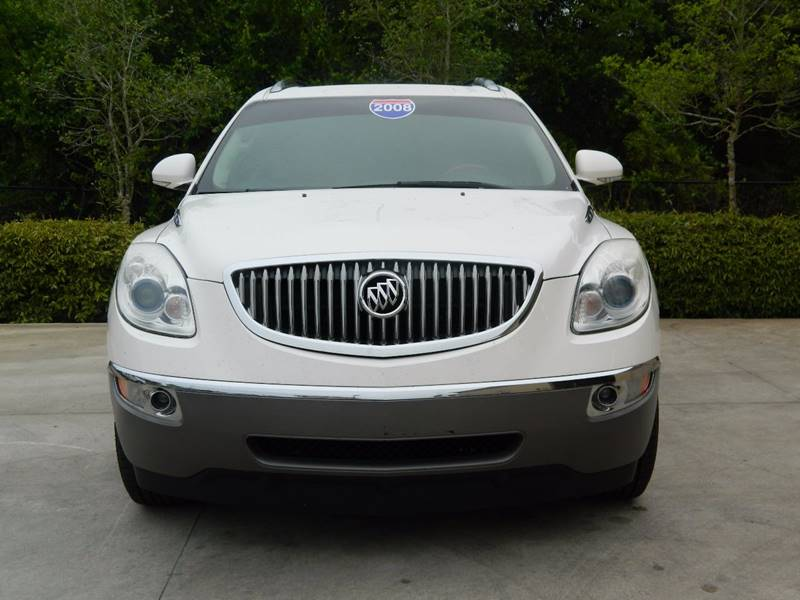 2008 Buick Enclave for sale at Jeff's Auto Sales & Service in Port Charlotte FL