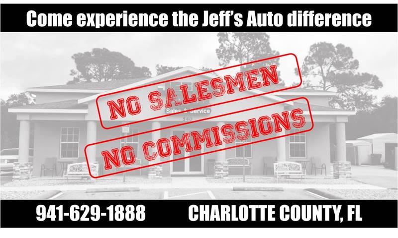 2015 Chevrolet Malibu for sale at Jeff's Auto Sales & Service in Port Charlotte FL