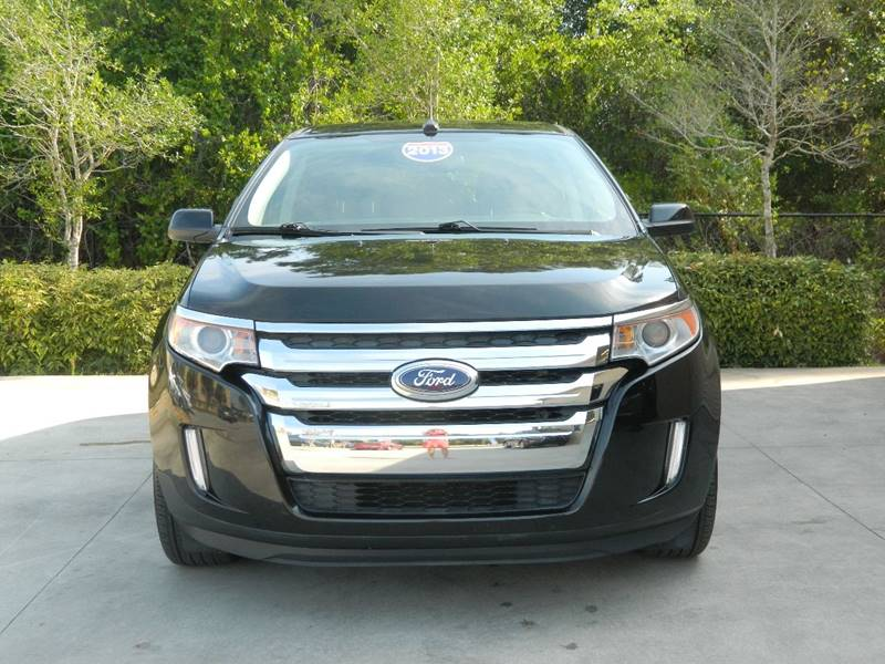 2013 Ford Edge for sale at Jeff's Auto Sales & Service in Port Charlotte FL