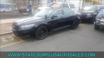 2013 Ford Taurus for sale in Newark, NJ