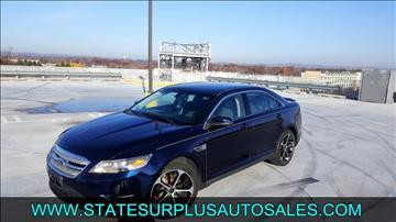 2011 Ford Taurus for sale in Newark, NJ