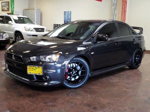 2012 Mitsubishi Lancer Evolution for sale in Woodside, NY