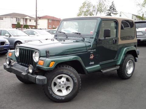 2000 Jeep Wrangler for sale in Elmont, NY