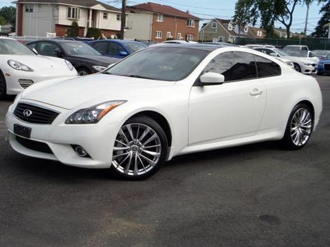 2012 Infiniti G37 Coupe for sale in Elmont, NY