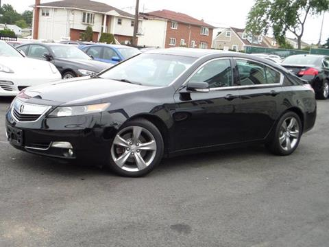 2012 Acura TL for sale in Elmont, NY