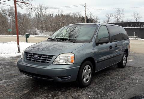 2004 Ford Freestar For Sale In Racine WI