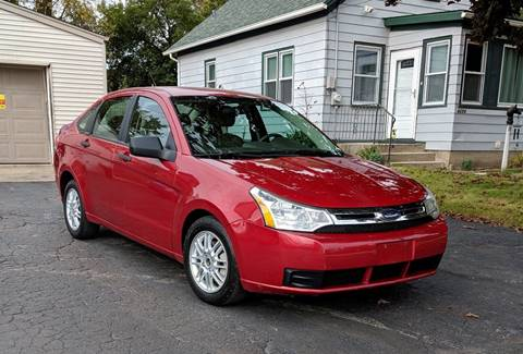 2009 Ford Focus for sale in Racine, WI