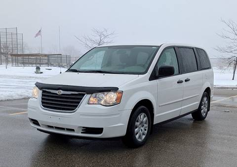 2008 Chrysler Town and Country LX for sale at Budget City Auto Sales LLC in Racine WI