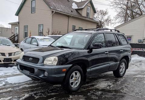 2004 Hyundai Santa Fe GLS for sale at Budget City Auto Sales LLC in Racine WI