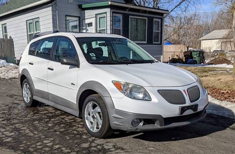 2007 Pontiac Vibe for sale at Budget City Auto Sales LLC in Racine WI