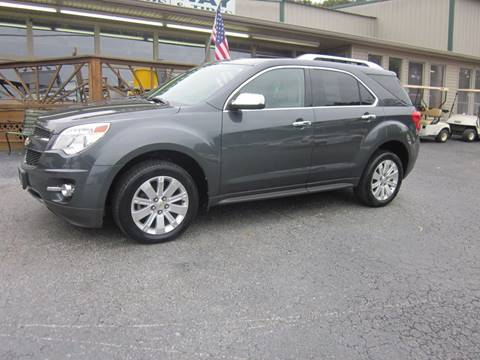 2011 Chevrolet Equinox for sale in Morgantown, KY