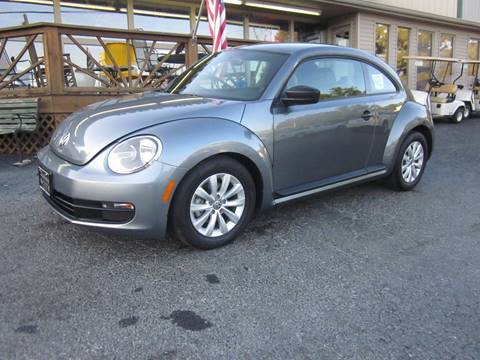 2016 Volkswagen Beetle for sale in Morgantown, KY