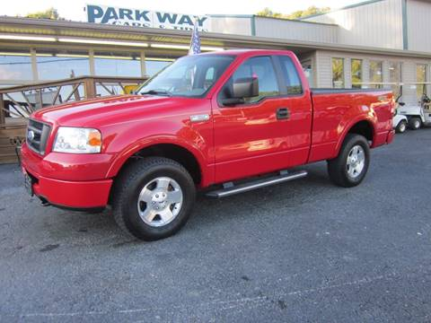 2007 Ford F-150 for sale in Morgantown KY
