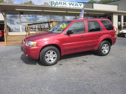 2005 Ford Escape for sale in Morgantown, KY
