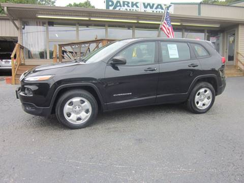 2015 Jeep Cherokee for sale in Morgantown, KY