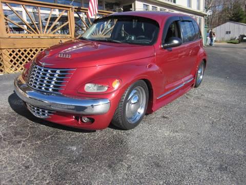 2002 Chrysler PT Cruiser for sale in Morgantown, KY