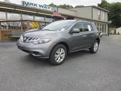 2013 Nissan Murano for sale in Morgantown, KY