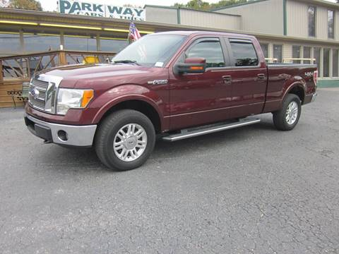 2010 Ford F-150 for sale in Morgantown, KY