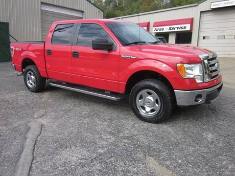 2011 Ford F-150 for sale in Morgantown, KY