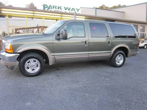 2000 Ford Excursion for sale in Morgantown, KY