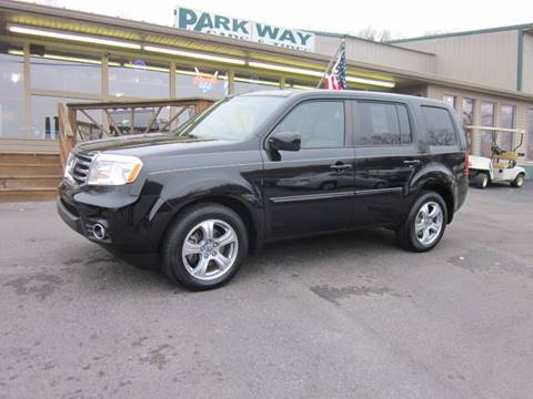 2014 Honda Pilot for sale in Morgantown, KY
