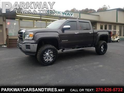 gmc sierra 1500 for sale in morgantown ky parkway cars and tires parkway cars and tires car dealer in morgantown ky