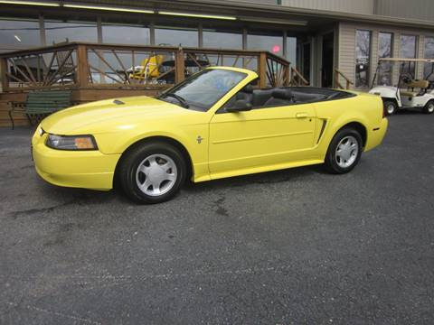 2001 Ford Mustang for sale in Morgantown, KY