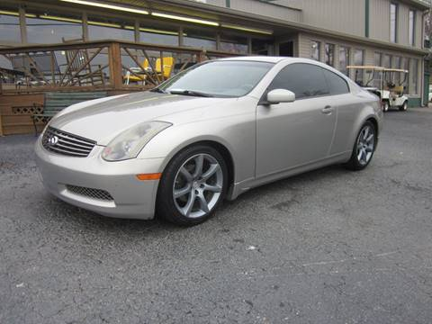 2004 Infiniti G35 for sale in Morgantown, KY