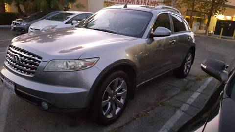 2004 Infiniti FX35 for sale in Upland, CA