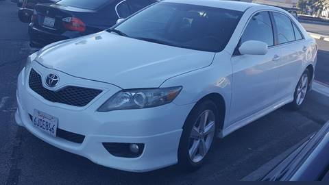2010 Toyota Camry for sale in Upland, CA