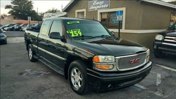 2001 GMC Sierra C3 for sale in Fort Lauderdale, FL