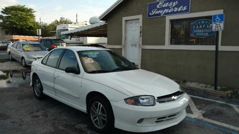 2004 Chevrolet Cavalier for sale in Fort Lauderdale FL