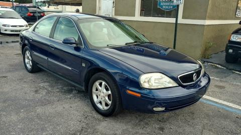 2000 Mercury Sable for sale in Fort Lauderdale FL