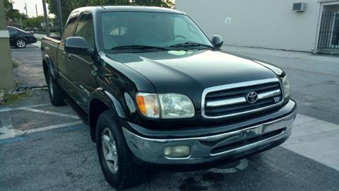2000 Toyota Tundra for sale in Fort Lauderdale, FL