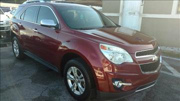 2011 Chevrolet Equinox for sale in Fort Lauderdale, FL