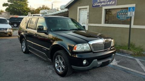 2005 Lincoln Aviator for sale in Fort Lauderdale, FL
