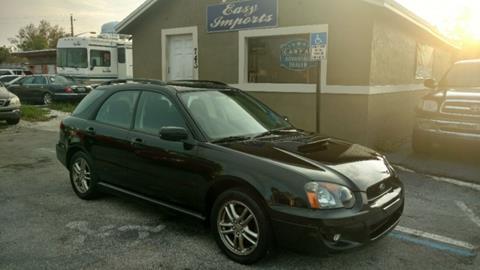 2005 Subaru Impreza for sale in Fort Lauderdale FL